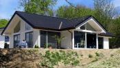 Holzhaus bungalow style das holzhaus im bungalow style natürlich im